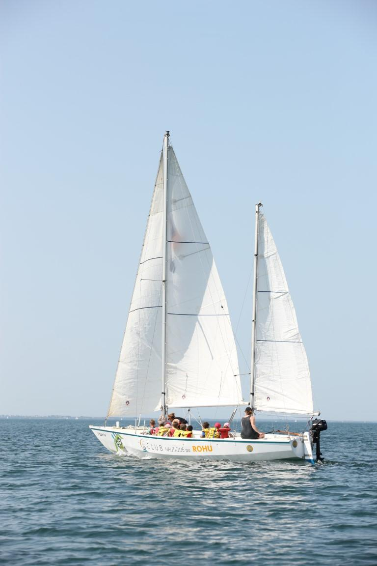 CLUB NAUTIQUE DU ROHU - Nautical Ride