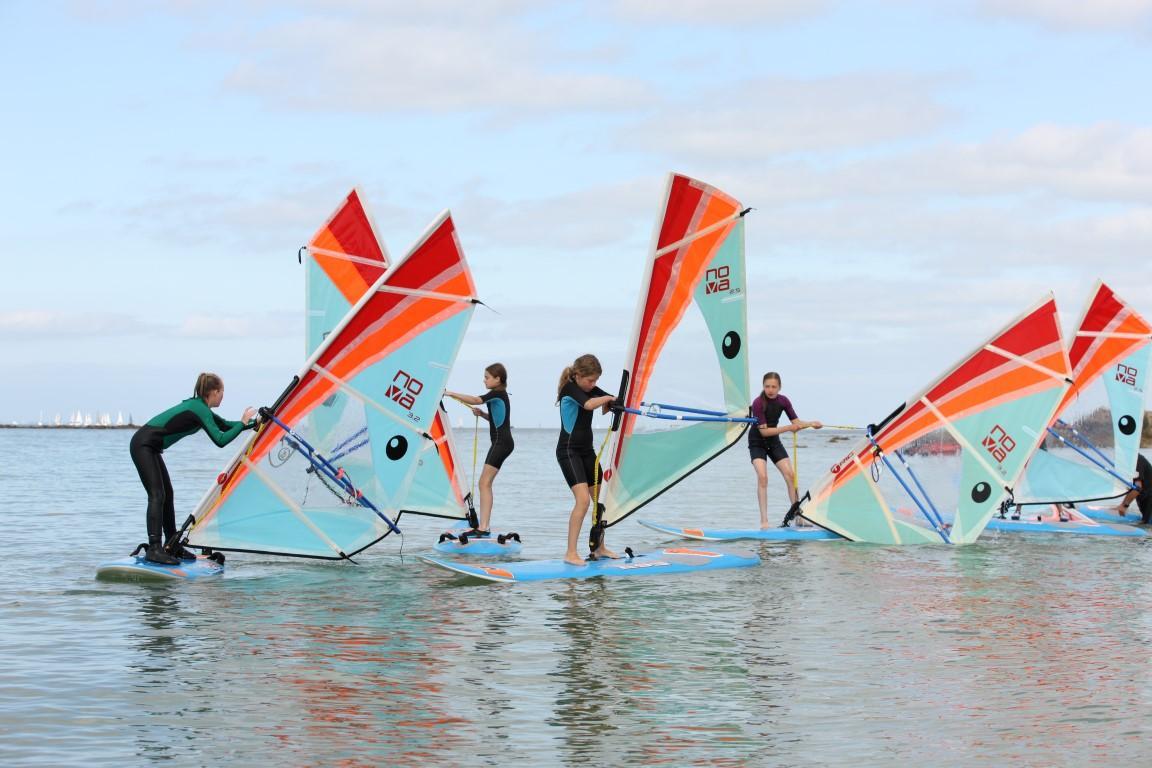 CLUB NAUTIQUE DU ROHU - Windsurf
