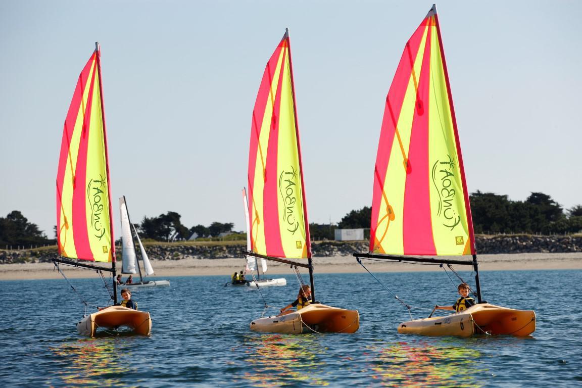 Club Nautique du Rohu Funboat