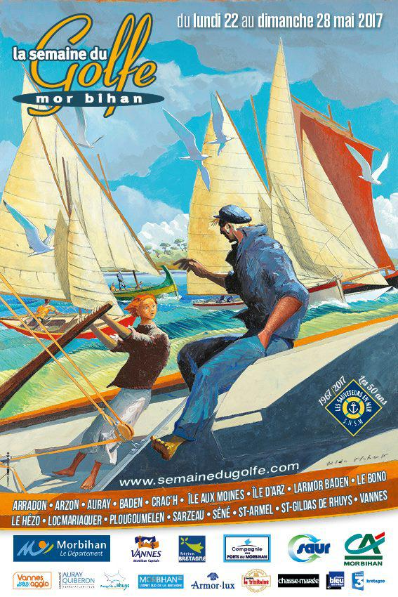 Semaine du Golfe of Morbihan (Gulfe Week of Morbihan)