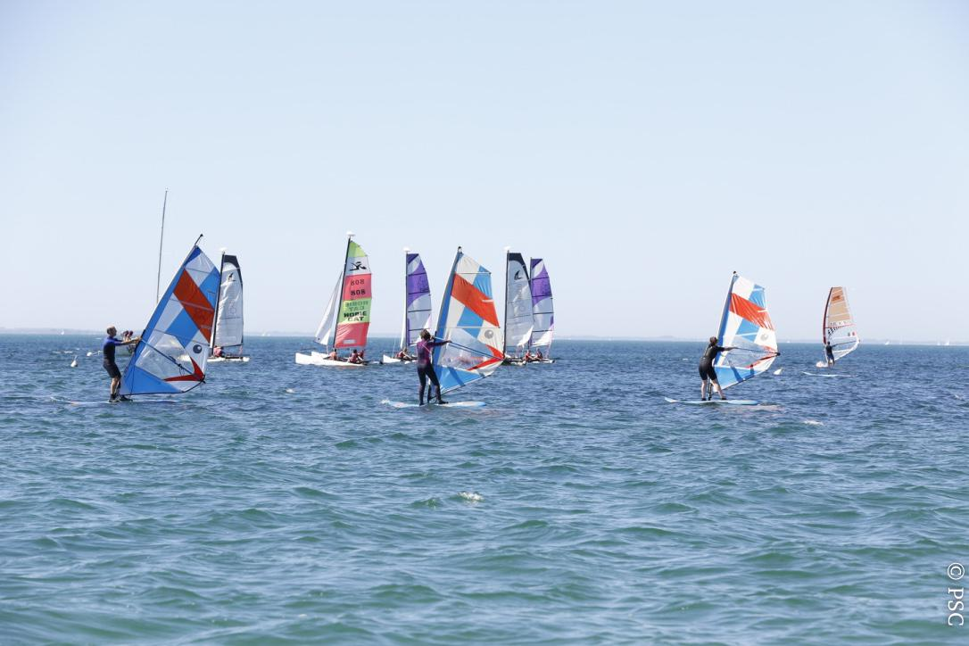 Windsurf sailing courses sessions