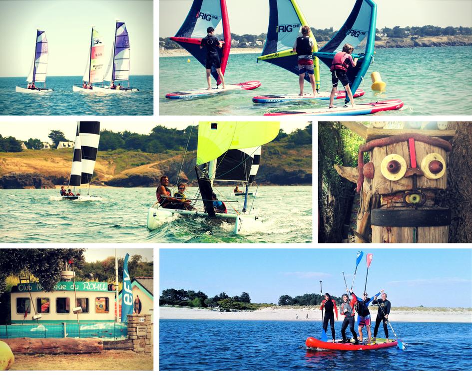 Club Nautique du Rohu - Toussaint sailing courses - Second hand material