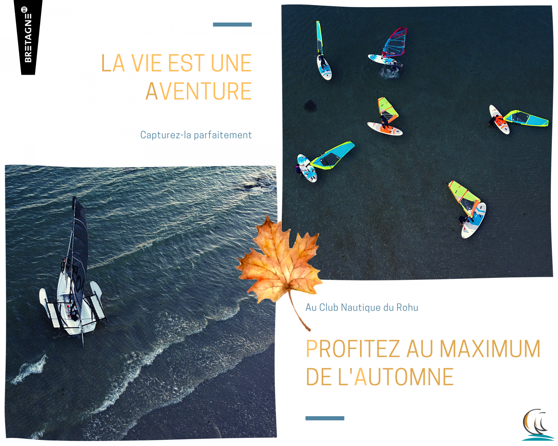 Club Nautique du Rohu - Morbihan - Voile en Bretagne Sud