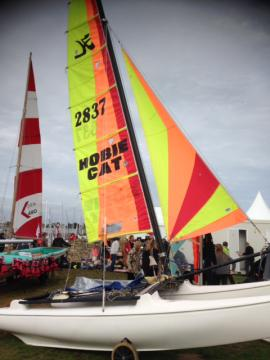 Second hand Cata Hobie Cat Twixxy for sale