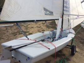 Laser Regatta 2 second hand for sale