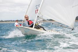 Club Nautique du Rohu Laser sailing sessions ans private lessons