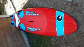 BIC WINDSURF BOARD TECHNO 148
