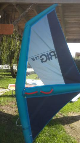 FANATIC INFLATABLE WINDSURF RIG