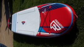 FANATIC INFLATABLE WINDSURF BOARD