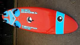 BIC WINDSURF BOARD TECHNO 133