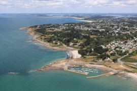 Vue of Saint-Gildas-de-Rhuys - Copyright : Saint-Gildas-de-Rhuys