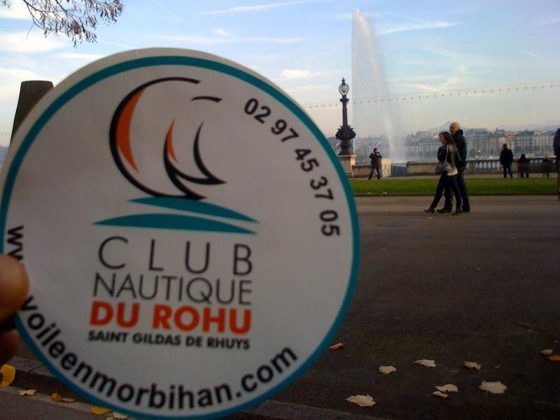 Club Nautique du Rohu worldwide - Genova