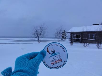 Club Nautique du Rohu worldwide - Laponie