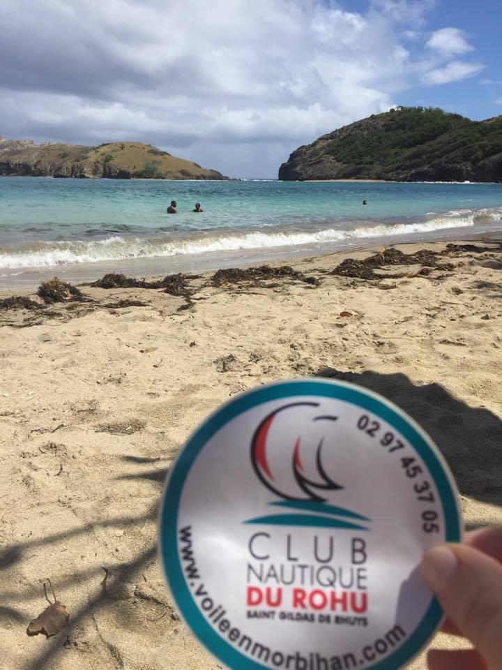 The Club Nautique du Rohu in Gouadeloupe - Feb 2017