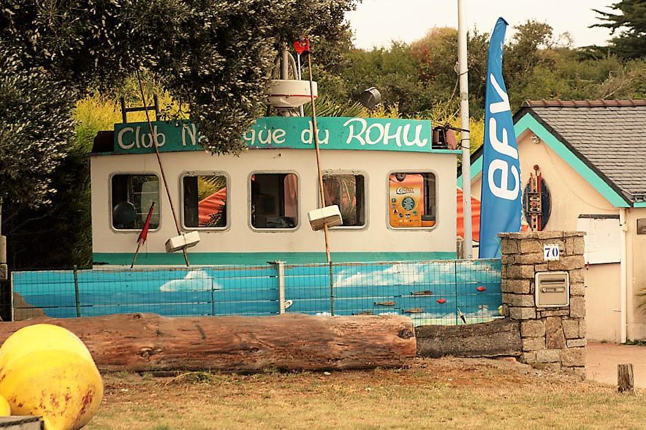 Club Nautique du Rohu - Reception