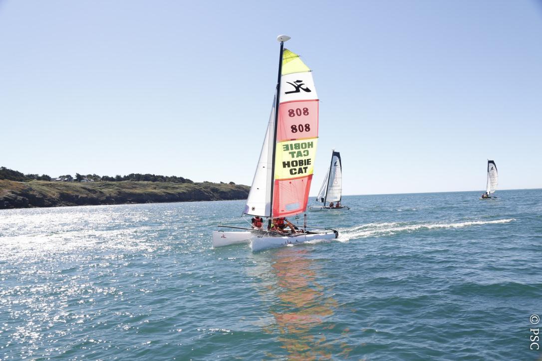 Club Nautique du Rohu - sailing session
