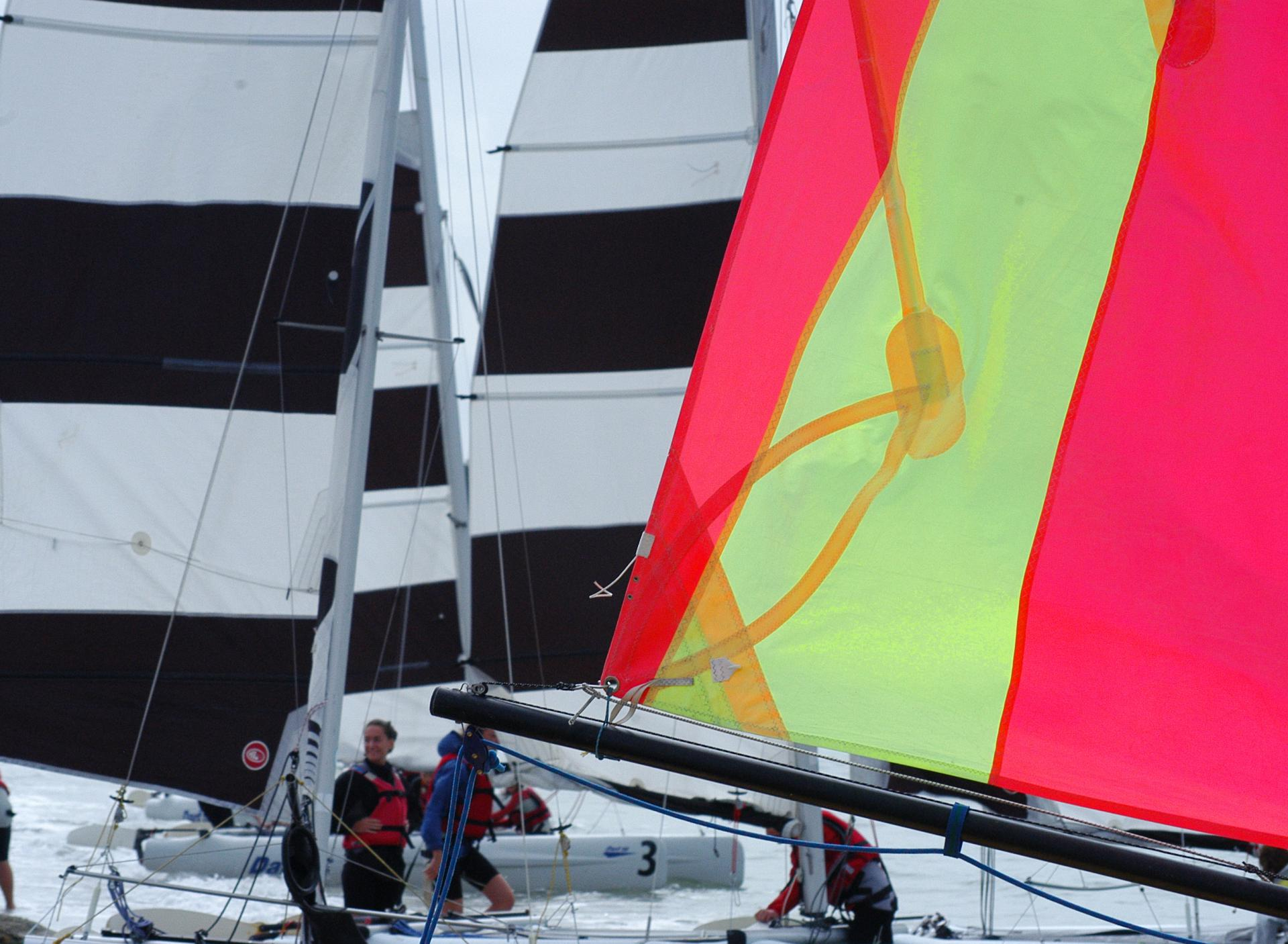 Club Nautique du Rohu - sails