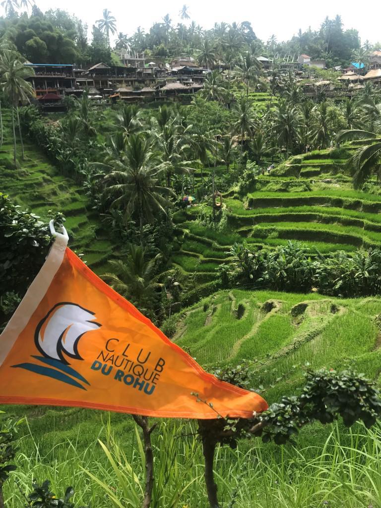 The Club Nautique du Rohu in Bali