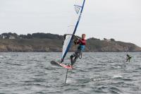 Gift voucher idea: Windsurf with foil at Club Nautique du Rohu (Morbihan, Brittany)