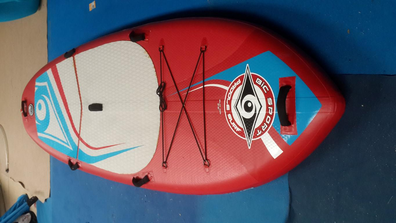 BIC STAND UP PADDLE AIR RIVER X36