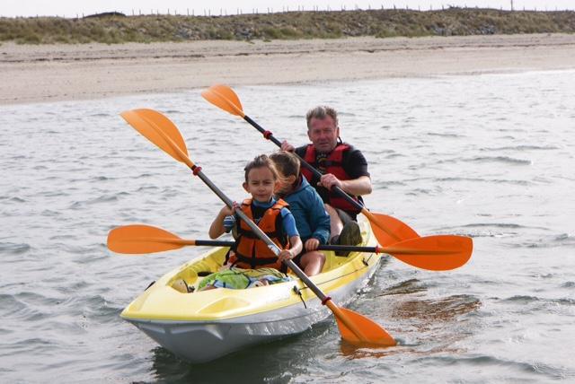 Fête du Sport à Saint Gildas de Rhuys - Club Nautique du Rohu