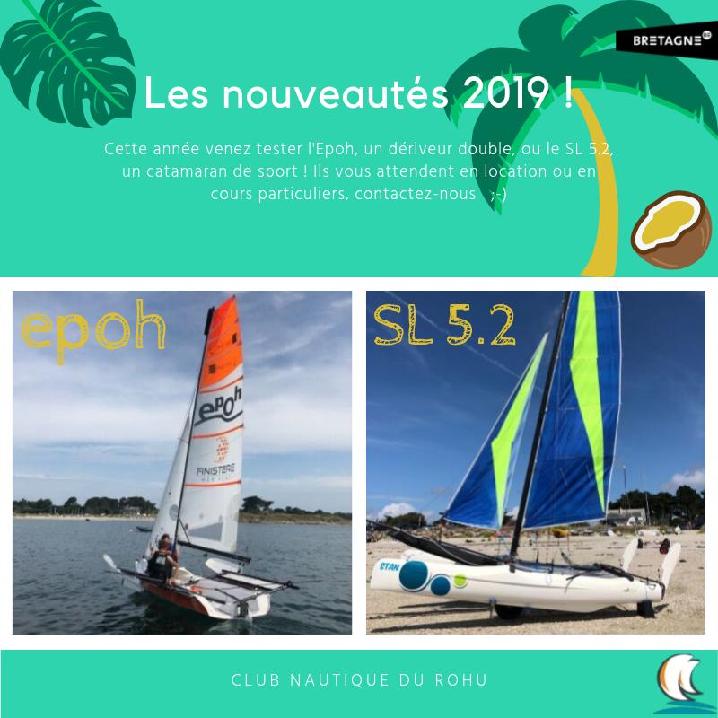 Club Nautique du Rohu Epoh SL5.2