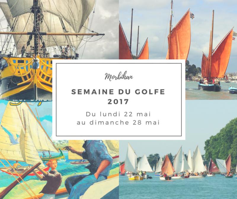 Semaine du Golfe 2017 - Club Nautique du Rohu