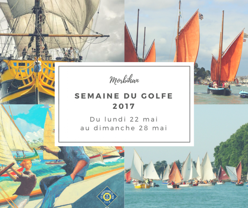 Semaine du Golfe du Morbihan en Bretagne