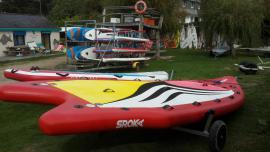MEGA STAND UP PADDLE GEANT SROKA