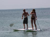 Stand Up Paddle au Club Nautique du Rohu