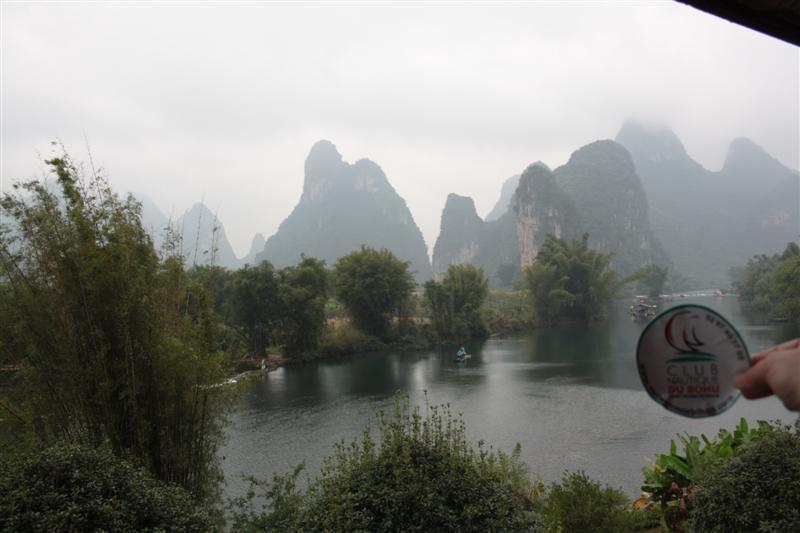 Le Rohu dans le monde - Chine