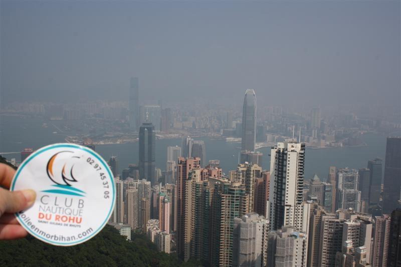 Le Rohu dans le monde - Hong Kong