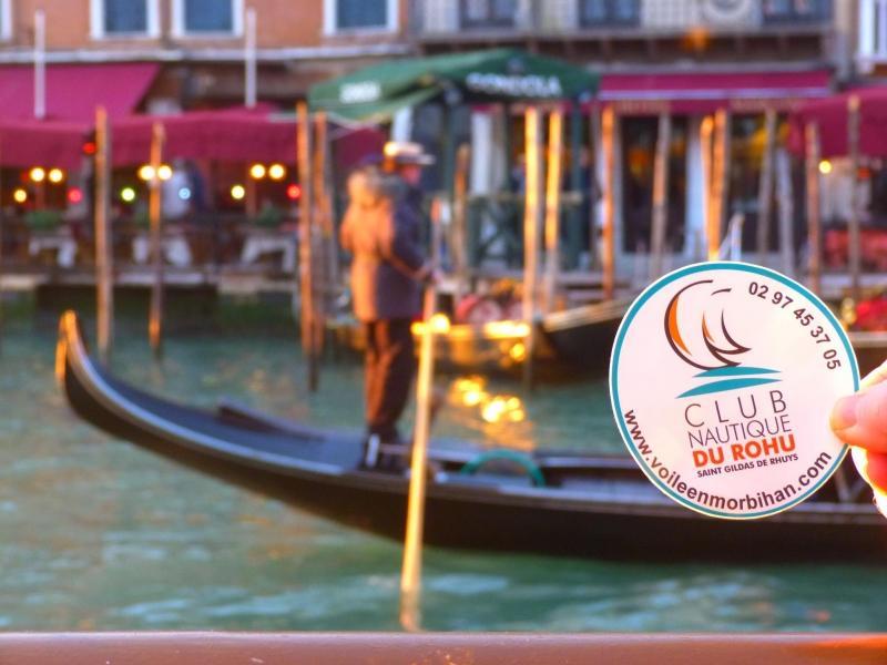 Le Rohu à Venise