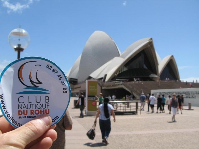 Le Rohu à Sydney
