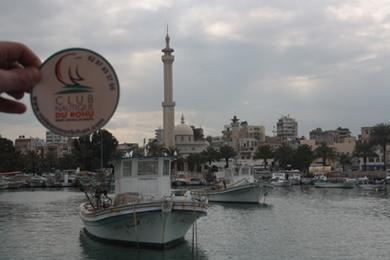 Le Rohu à Tripoli au Liban