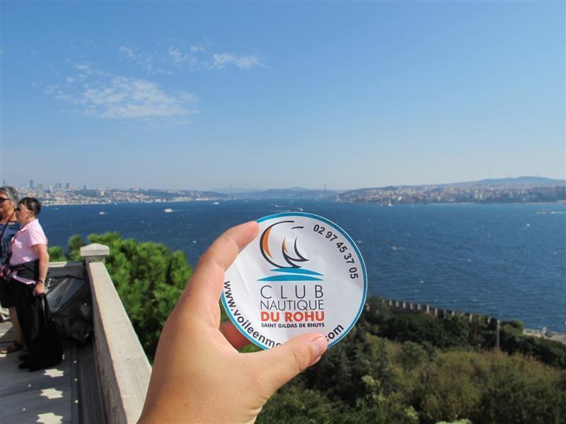 Le Rohu dans le monde - Istambul