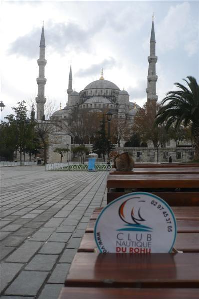 Le Club Nautique du Rohu à Istambul