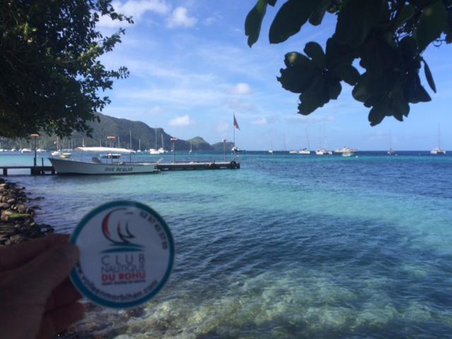 Le Rohu dans le monde - Caraibes