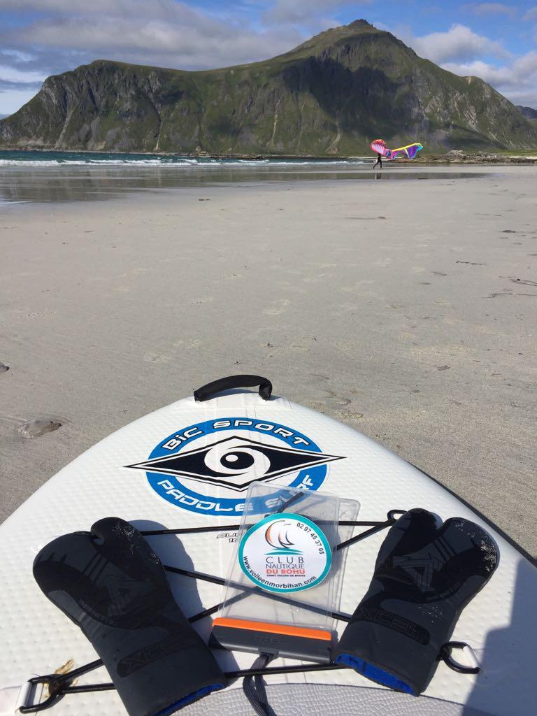 Le Club Nautique du Rohu en  Norvege - Skagen aux Lofoten - juillet 2017