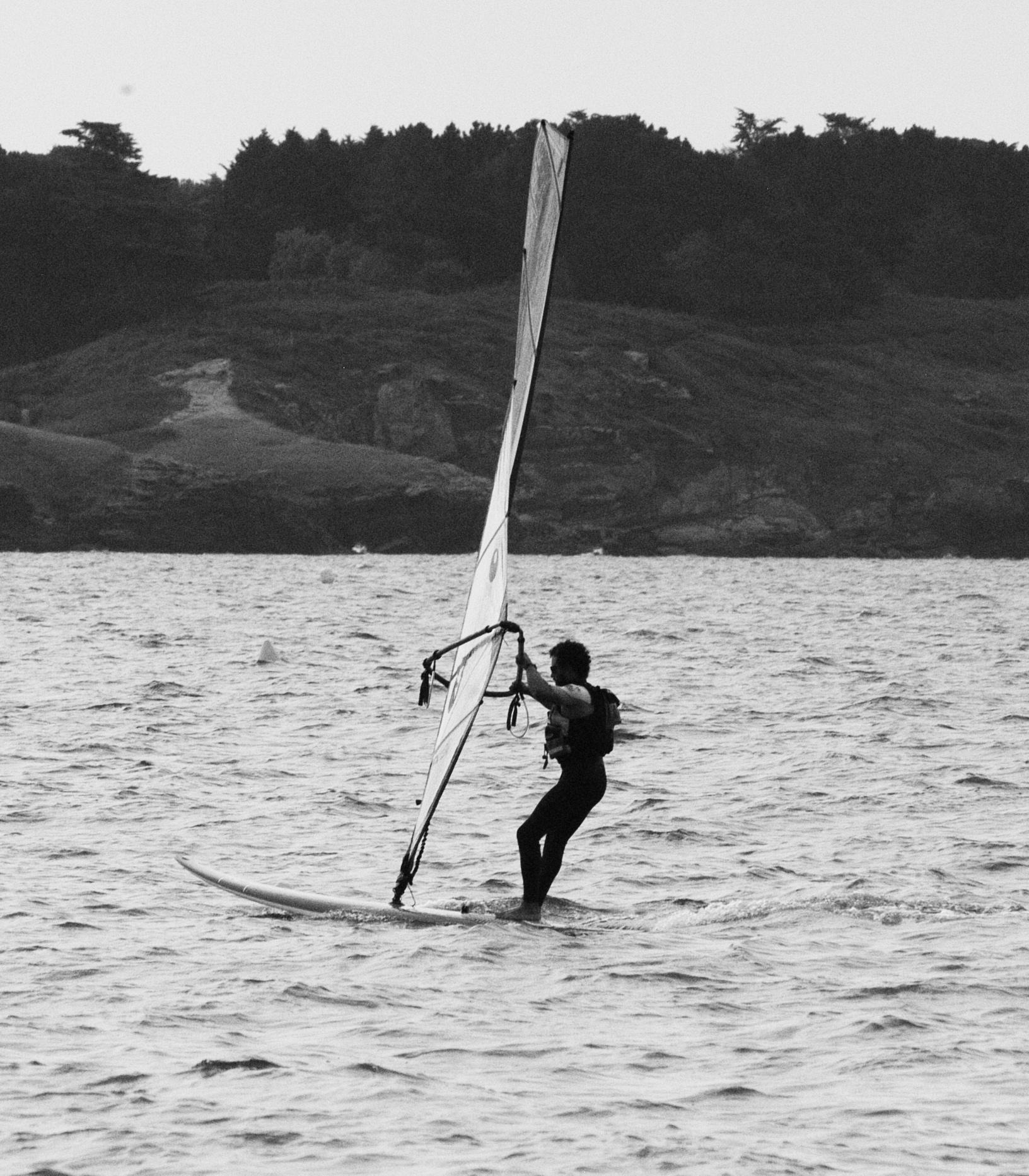 Club Nautique du Rohu - planche à voile