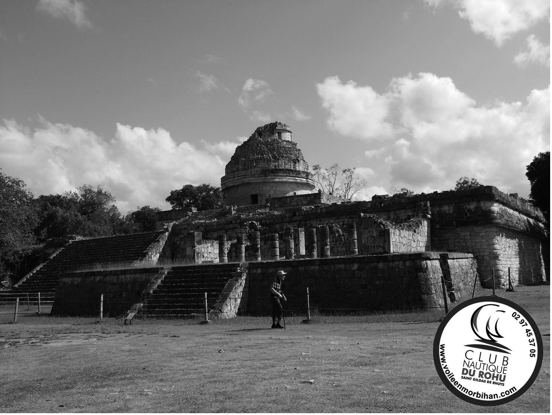 Rohu dans la monde - Chichen Itza - Mexique
