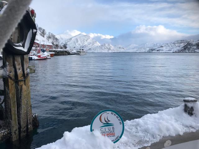 Rohu dans la monde - Norvege