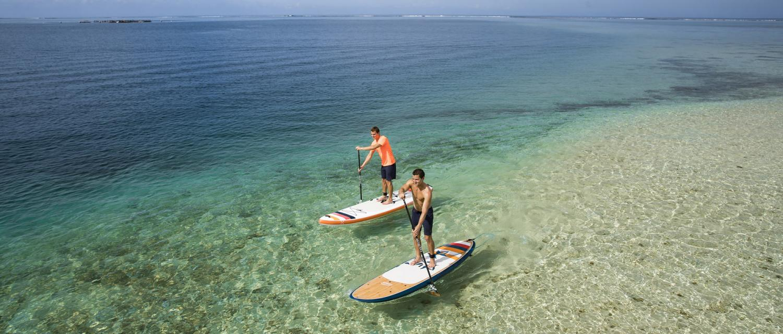 Idée cadeau : Paddle en famille au Club Nautique du Rohu