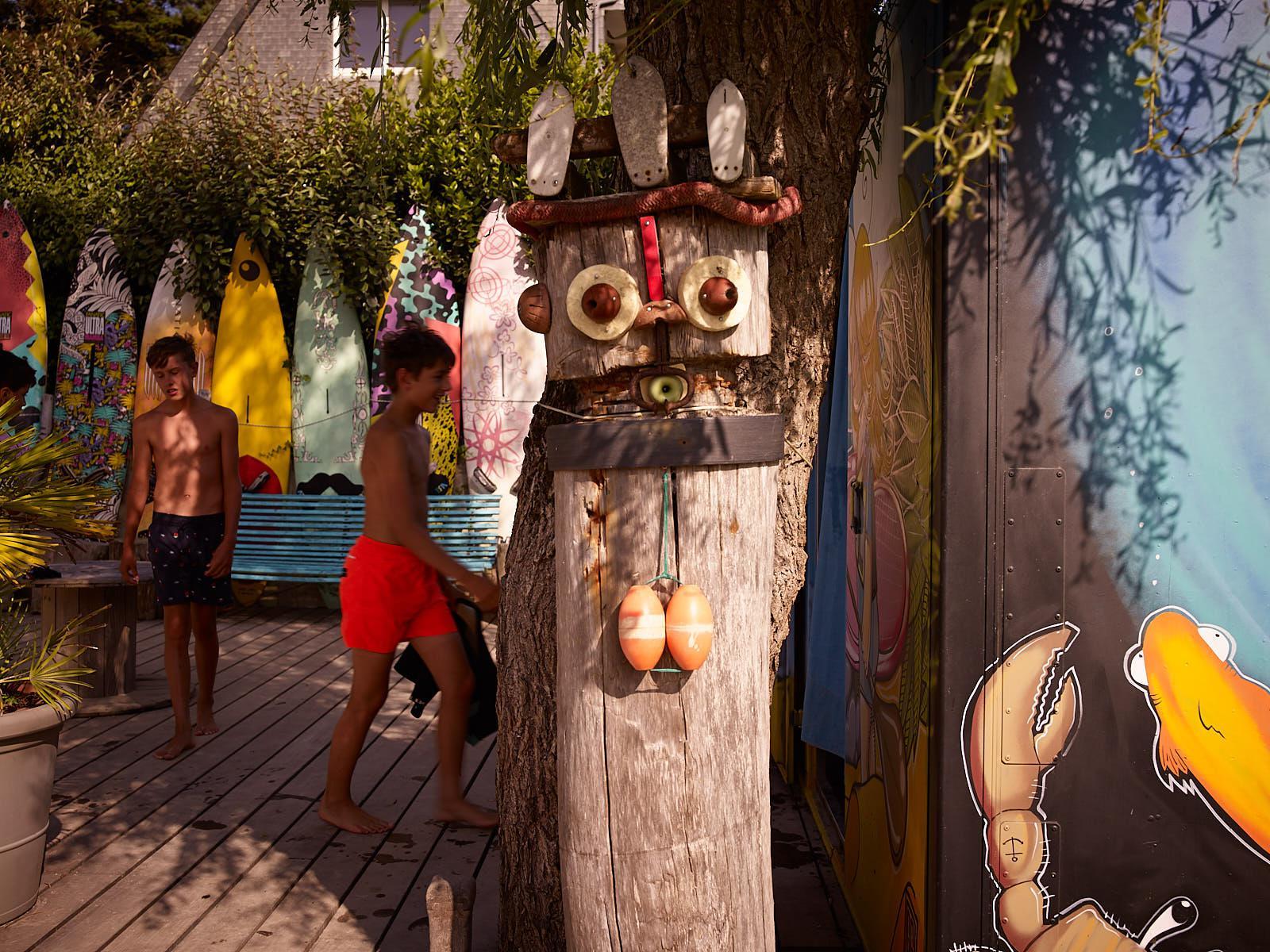Club Nautique du Rohu - Polo, notre totem