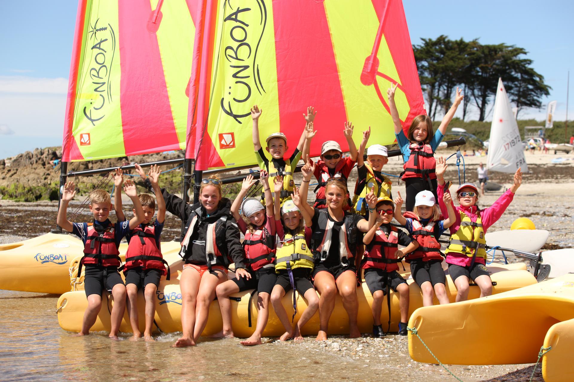 Club Nautique du Rohu - Les Funboat
