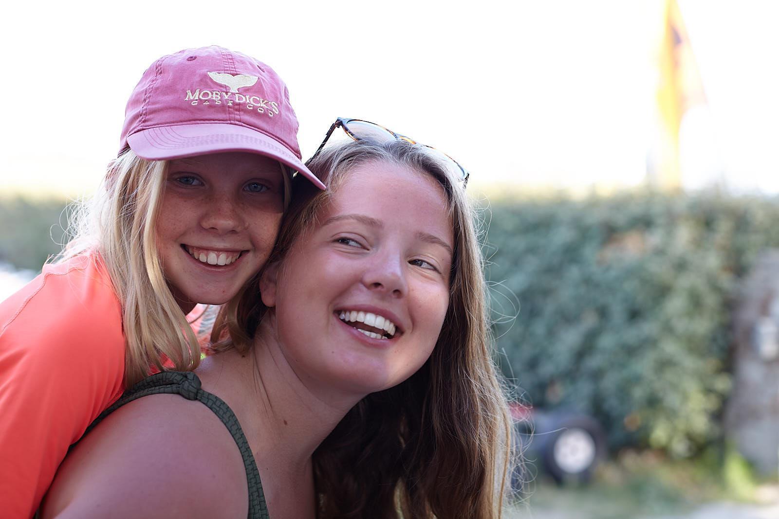 Club Nautique du Rohu - Lizig & Emilie