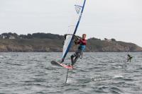 Idée cadeau : Planche à voile sur Foil au Club Nautique du Rohu (Morbihan, Bretagne)