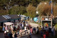 Club Nautique du Rohu - Pot de fin de stage - Remise des carnets FFV