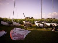Club Nautique du Rohu - Le champ, possibilité de louer un emplacement pour son bateau