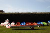 Club Nautique du Rohu - Les kayaks et les funboards